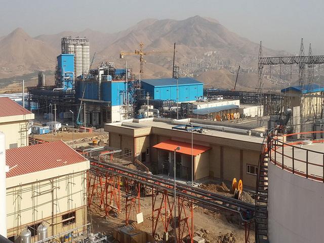 Kordestan Petrochemical